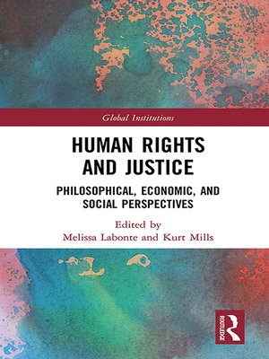 cover image of Human Rights and Justice