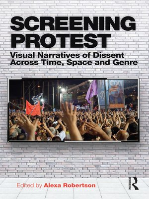 cover image of Screening Protest