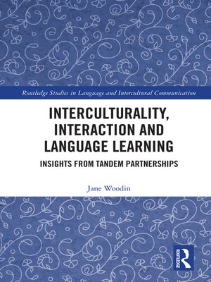 cover image of Interculturality, Interaction and Language Learning