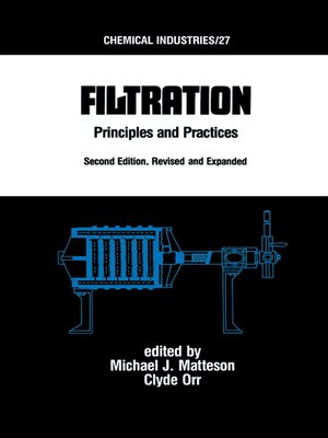 cover image of Filtration