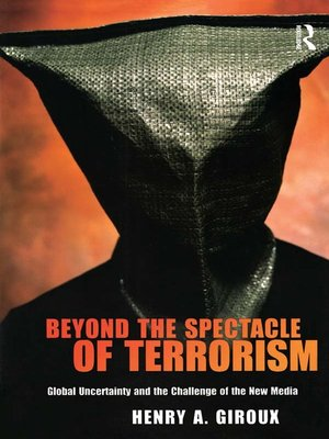 cover image of Beyond the Spectacle of Terrorism