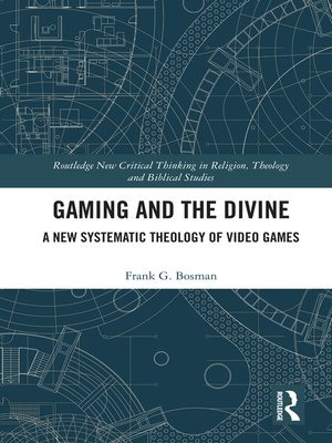 cover image of Gaming and the Divine