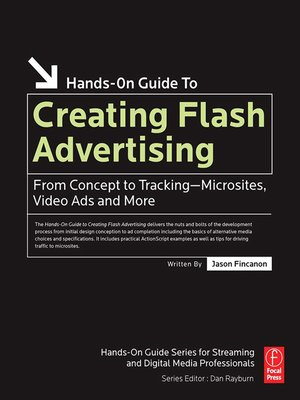 cover image of Creating Flash Advertising