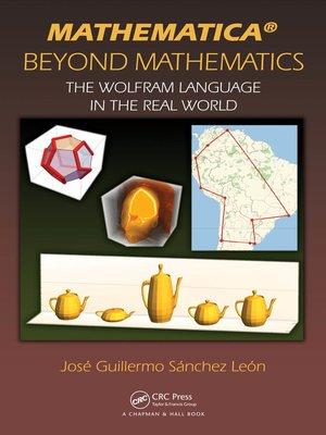 cover image of Mathematica Beyond Mathematics