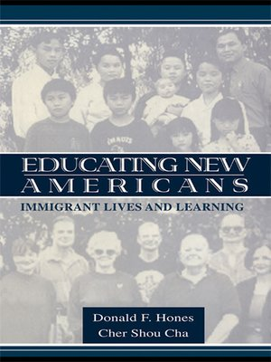 cover image of Educating New Americans
