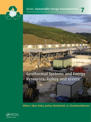 cover image of Geothermal Systems and Energy Resources