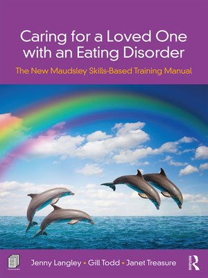 cover image of Caring for a Loved One with an Eating Disorder