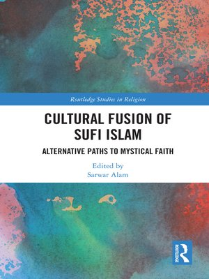 cover image of Cultural Fusion of Sufi Islam