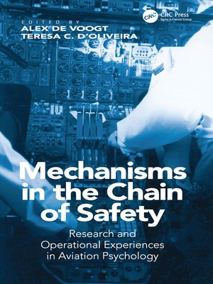cover image of Mechanisms in the Chain of Safety
