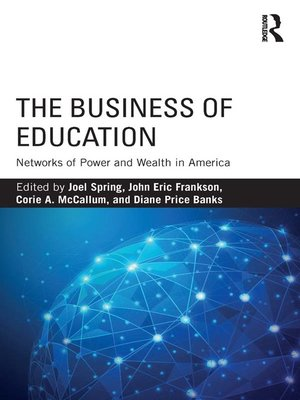 cover image of The Business of Education