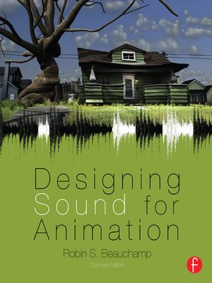 cover image of Designing Sound for Animation