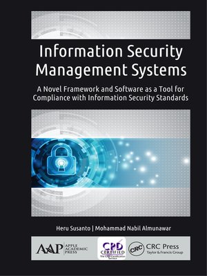 cover image of Information Security Management Systems