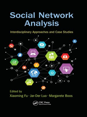 cover image of Social Network Analysis