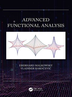 cover image of Advanced Functional Analysis