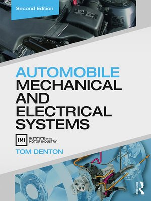 cover image of Automobile Mechanical and Electrical Systems