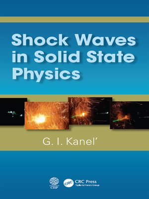 cover image of Shock Waves in Solid State Physics