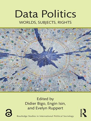 cover image of Data Politics