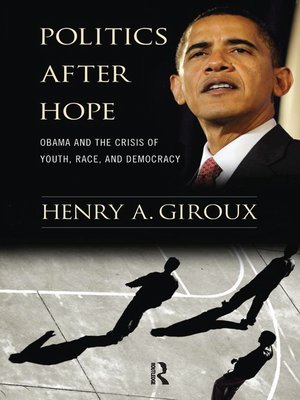 cover image of Politics After Hope