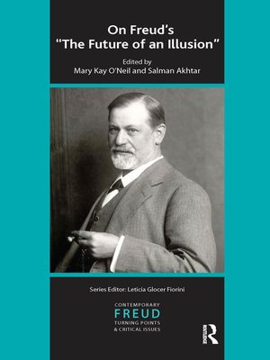 cover image of On Freud's the Future of an Illusion