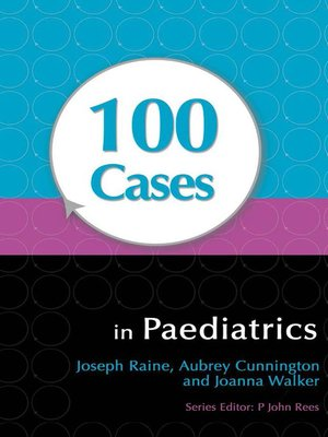 cover image of 100 Cases in Paediatrics