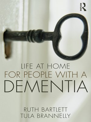 cover image of Life at Home for People with a Dementia