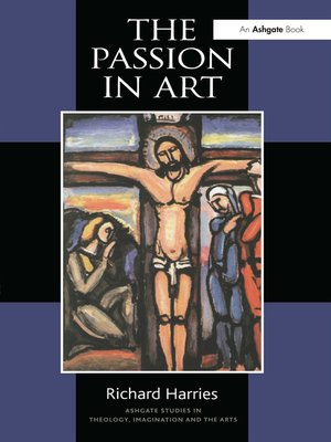 cover image of The Passion in Art