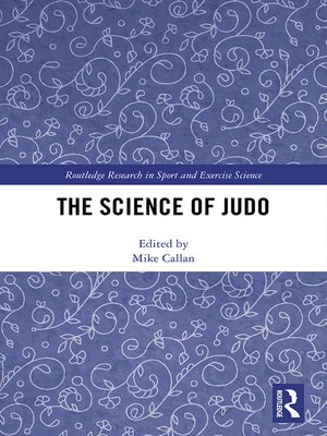 cover image of The Science of Judo