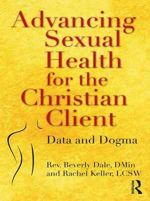 cover image of Advancing Sexual Health for the Christian Client