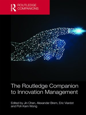 cover image of The Routledge Companion to Innovation Management