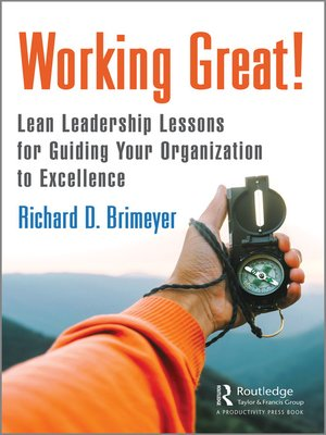 cover image of Working Great!
