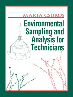 cover image of Environmental Sampling and Analysis for Technicians