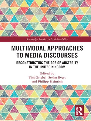 cover image of Multimodal Approaches to Media Discourses