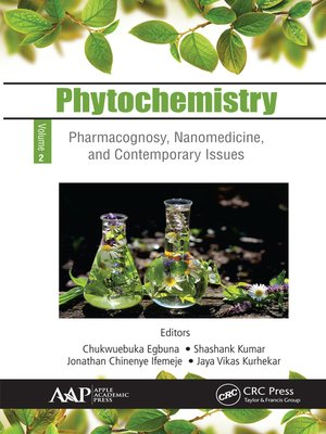 cover image of Phytochemistry