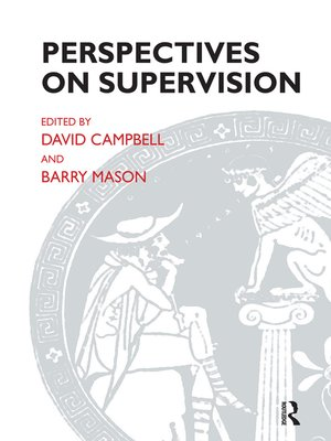 cover image of Perspectives on Supervision