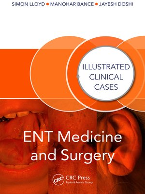 cover image of ENT Medicine and Surgery