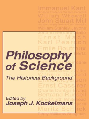 cover image of Philosophy of Science