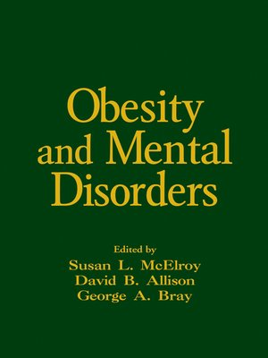cover image of Obesity and Mental Disorders