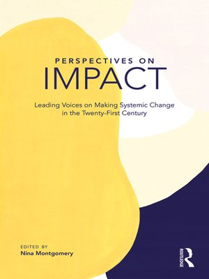 cover image of Perspectives on Impact