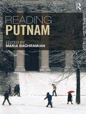 cover image of Reading Putnam