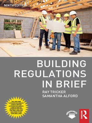 cover image of Building Regulations in Brief