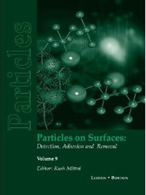 cover image of Particles on Surfaces
