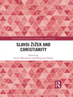 cover image of Slavoj Žižek and Christianity