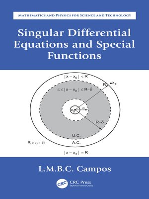 cover image of Singular Differential Equations and Special Functions