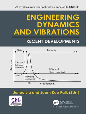 cover image of Engineering Dynamics and Vibrations