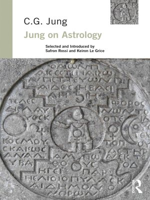 cover image of Jung on Astrology