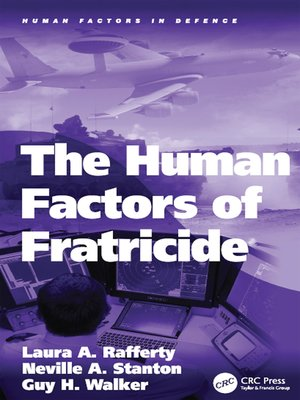 cover image of The Human Factors of Fratricide