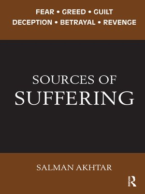 cover image of Sources of Suffering