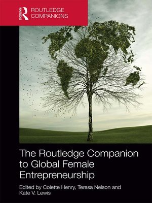 cover image of The Routledge Companion to Global Female Entrepreneurship