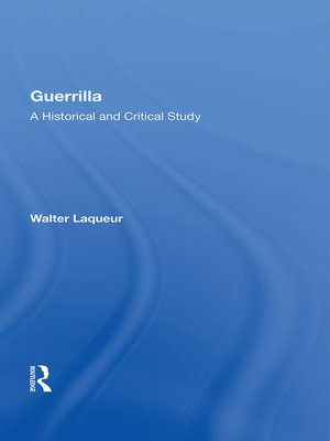 cover image of Guerrilla