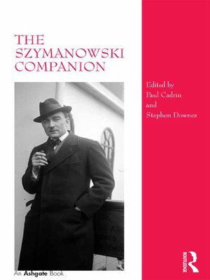 cover image of The Szymanowski Companion